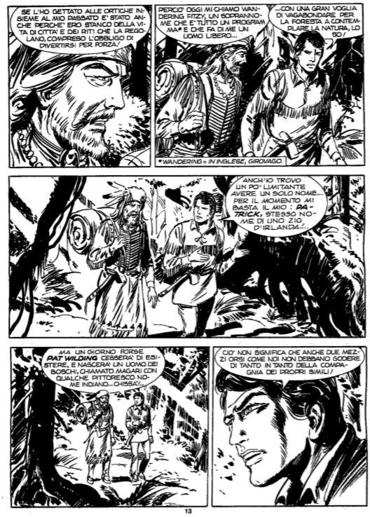 La leggenda di Wandering Fitzy (Speciale n.7) Z211