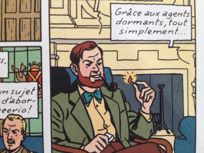 Deux fumeurs de pipe célèbres  : Blake et Mortimer  Img2010