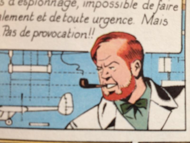 Deux fumeurs de pipe célèbres  : Blake et Mortimer  Img210