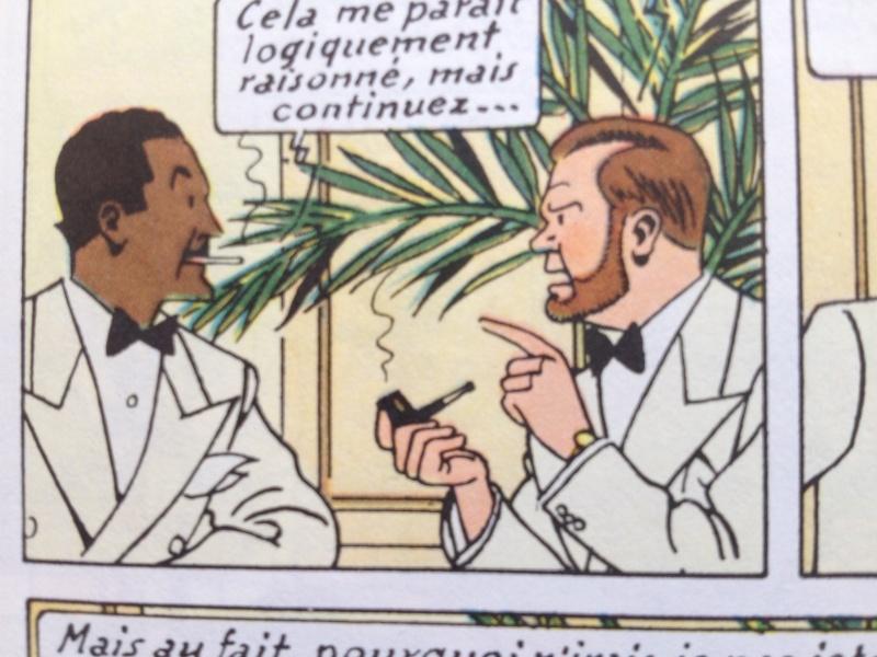 Deux fumeurs de pipe célèbres  : Blake et Mortimer  Img310