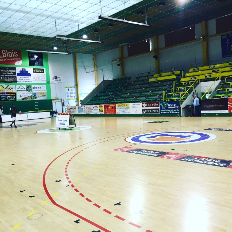 [J.04] ADA Blois Basket 41 - FC MULHOUSE : 91 - 76 Image11