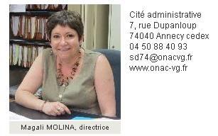 ACTIVITES DIVERSES DE LA DELEGATION HAUTE SAVOIE Onac_m10