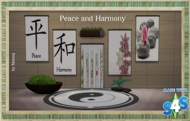 Peace and Harmony Pictures by Mama J 09-12-11