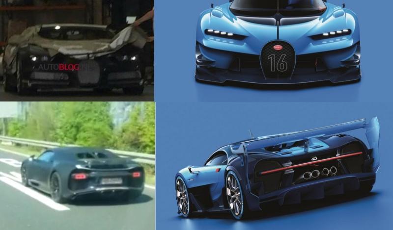 2016 - [Bugatti] Chiron  - Page 6 Chiron10