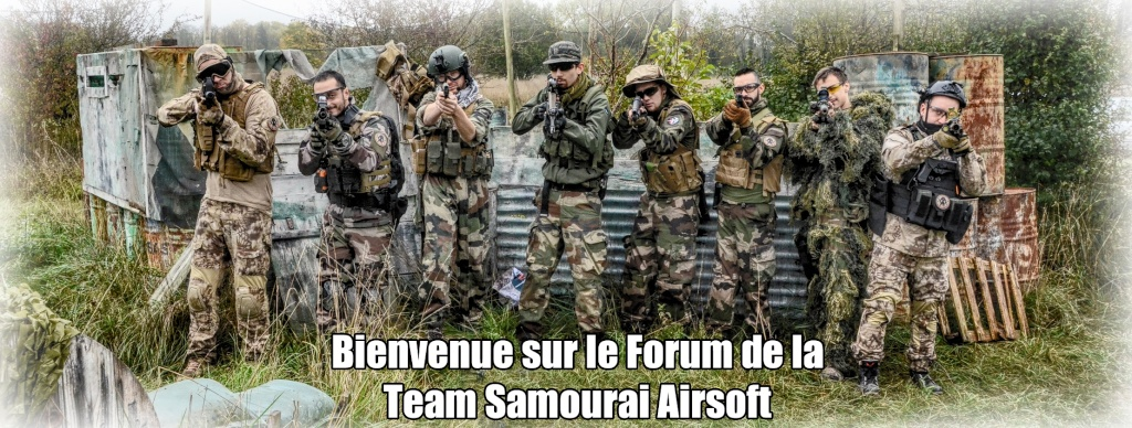 Team Samouraï Airsoft 51( TSA)