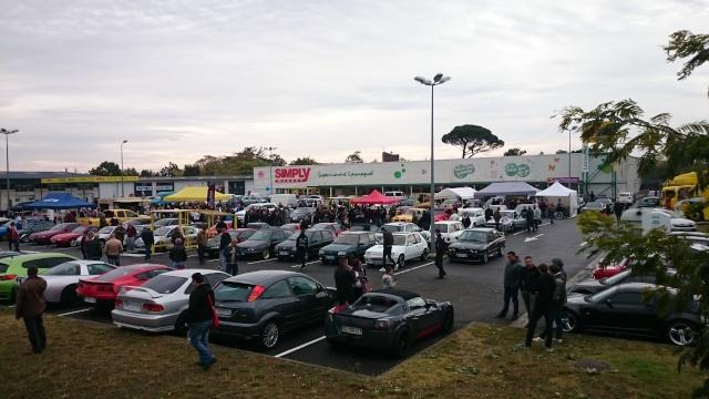 CR TSO - Sortie : Motors & Café Toulouse Launaguet 18/10 La Dernière de la saison Dsc_0230