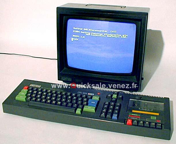 [VENDU] Ordinateur personnel Amstrad CPC464 couleur 64 K - 45€ Amstra10