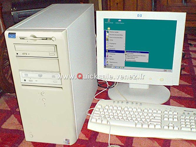[VENDU] Tour Dell OptiPlex Windows 98 Osr2 70€ Dellop10