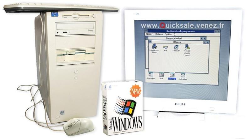 [VDS] Tour, MS-Dos, Windows 3.11, Windows 95, Windows 98, Windows 2000, etc.. Window12