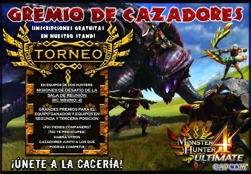 Madrid Games Week 2015 - Stand del Gremio de Cazadores 15_10_11