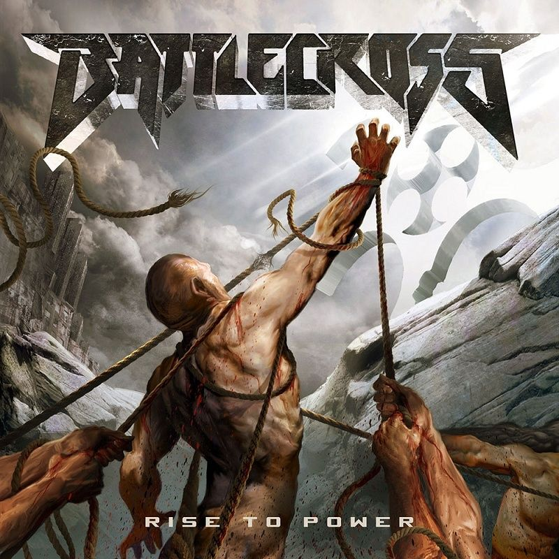 Battlecross - Rise to Power (2015) Cover10