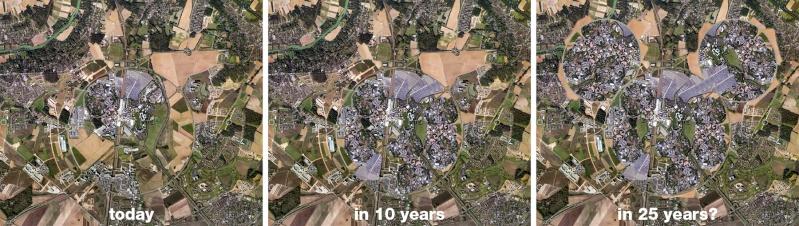 mise à jour des vues satellite ggogle map et google earth  3-mick10