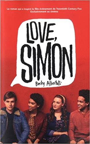 Moi, Simon, 16 ans, Homo-Sapiens de Becky Albertalli 51vvz010