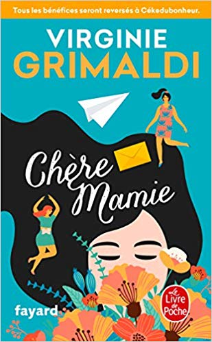 Chère Mamie de Virginie Grimaldi  51zsoh10