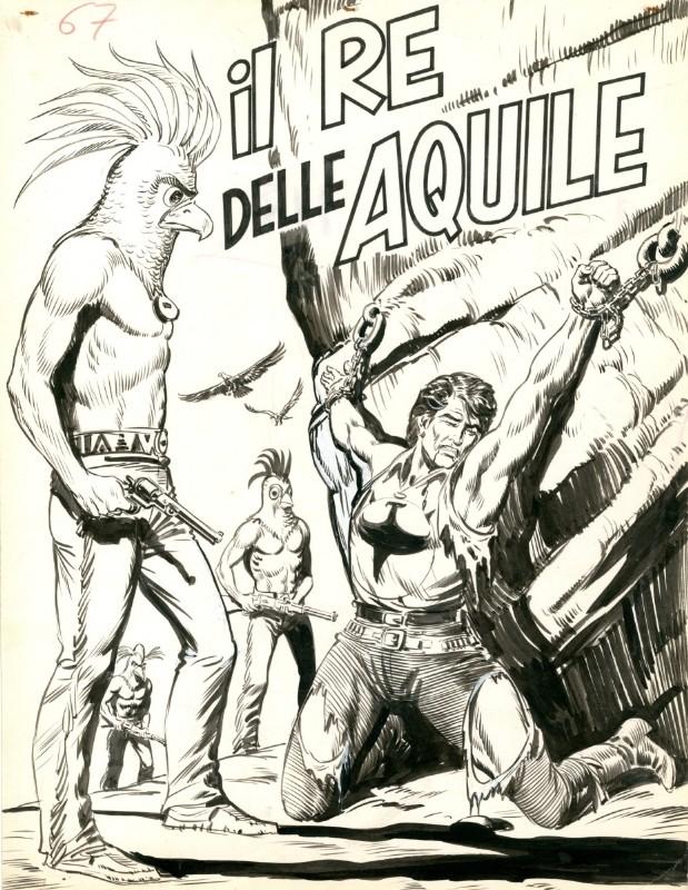 Gallieno Ferri disegnatore - Pagina 7 Zagorc11