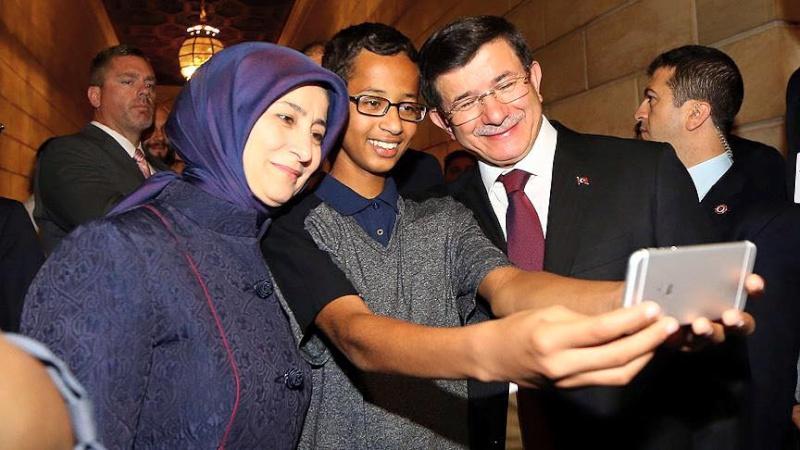 TURQUIE : Economie, politique, diplomatie... - Page 4 Ahmed10