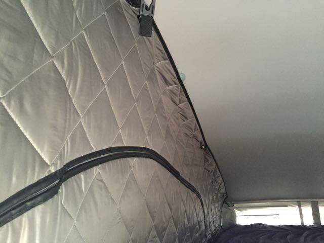 EDITE : Adresse + Prix de l'Isolation de toit et  de l'isolation de pare brise + vitres Westfalia : bilan, conseil de montage et photos Img_2716