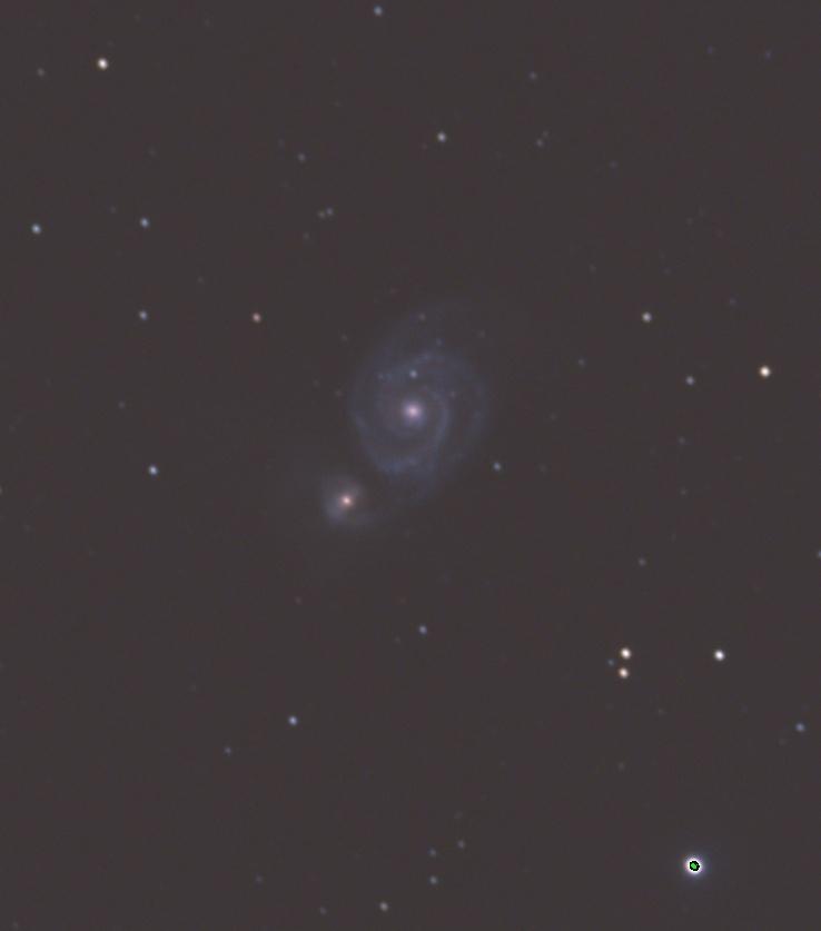 M31 m8 m51   Juyt_t10
