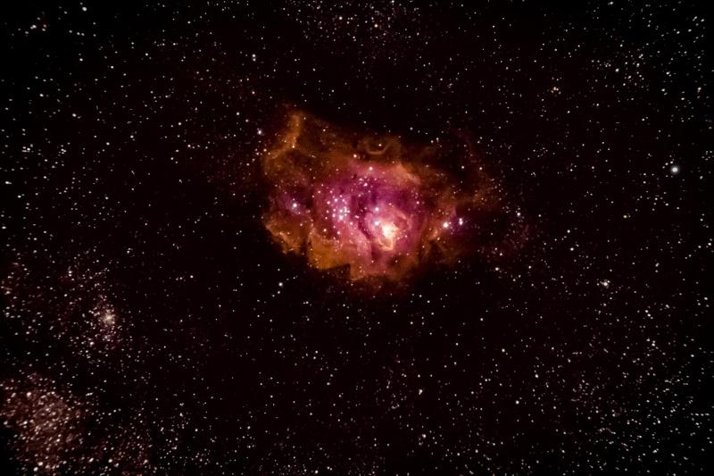 M31 m8 m51   Lag-210