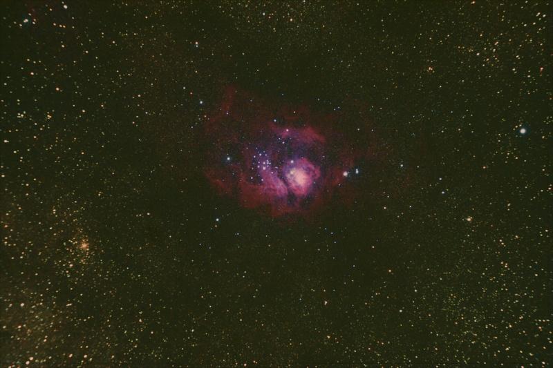 M31 m8 m51   M810
