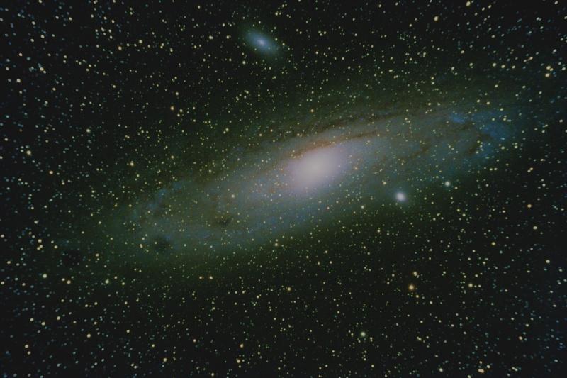 M31 m8 m51   Mm3110