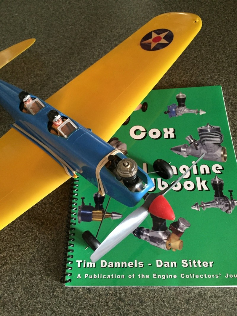 *Cox Engine of The Month* Submit your pictures! -November 2015- Airpla10