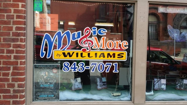 Music & More by Williams in York!! 11224210