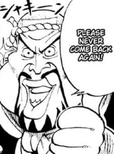 Alles nur geklaut... (Bekannte Motive & Inspirationen in One Piece) Patty310