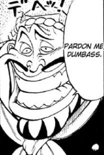 Alles nur geklaut... (Bekannte Motive & Inspirationen in One Piece) Patty410