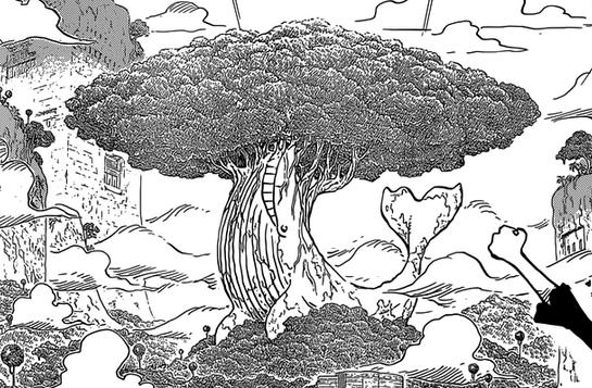 Alles nur geklaut... (Bekannte Motive & Inspirationen in One Piece) Walbau10