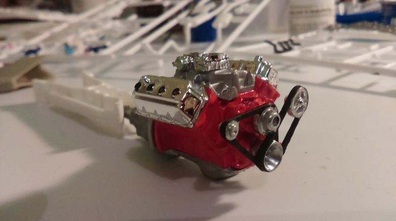 """#21 : Dodge Charger 68 PureVision """"TERMINEE"""" Imag0245"""