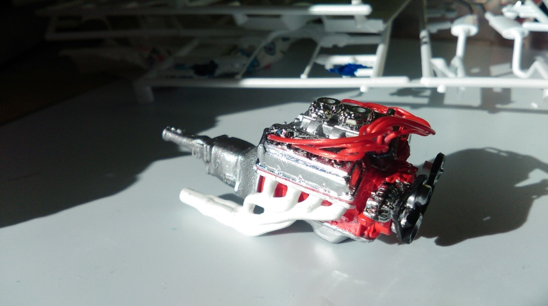 """#21 : Dodge Charger 68 PureVision """"TERMINEE"""" Imag0248"""