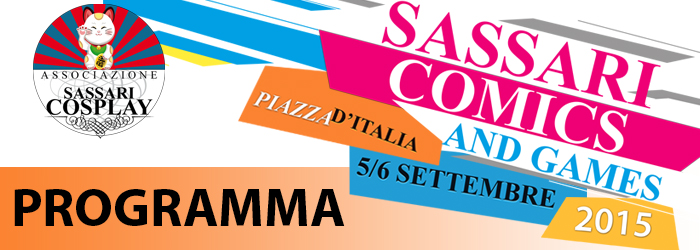 Sassari Comics and Games Progra11