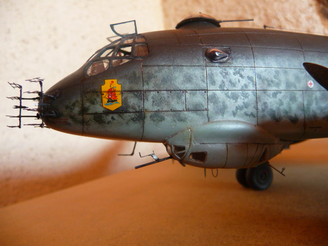 (REVELL) Junkers 290 A5 P1120216