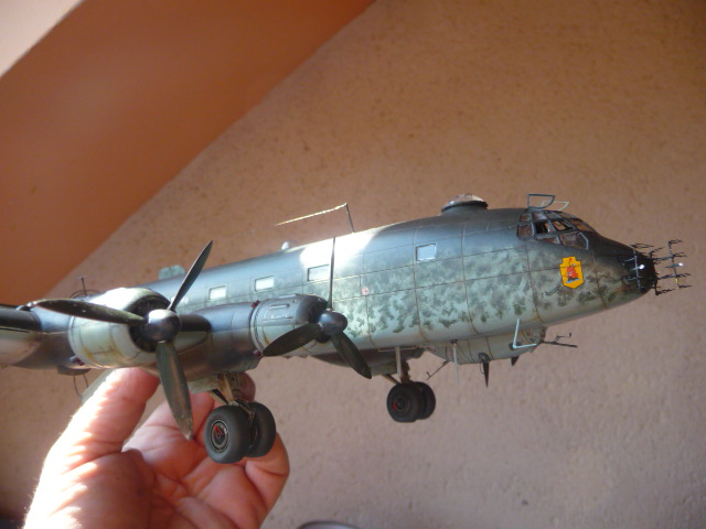 (REVELL) Junkers 290 A5 P1120222