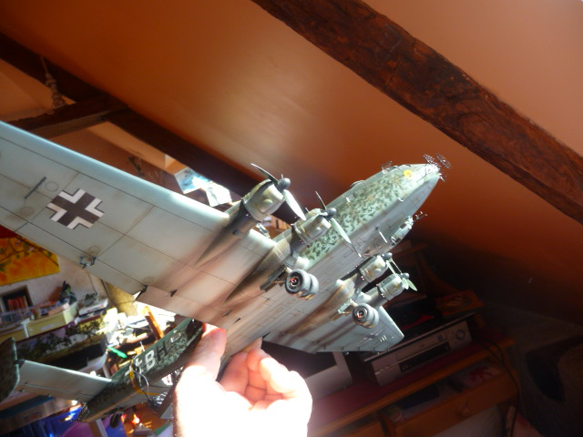 (REVELL) Junkers 290 A5 P1120223