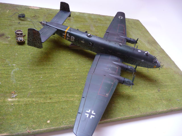 (REVELL) Junkers 290 A5 P1120313
