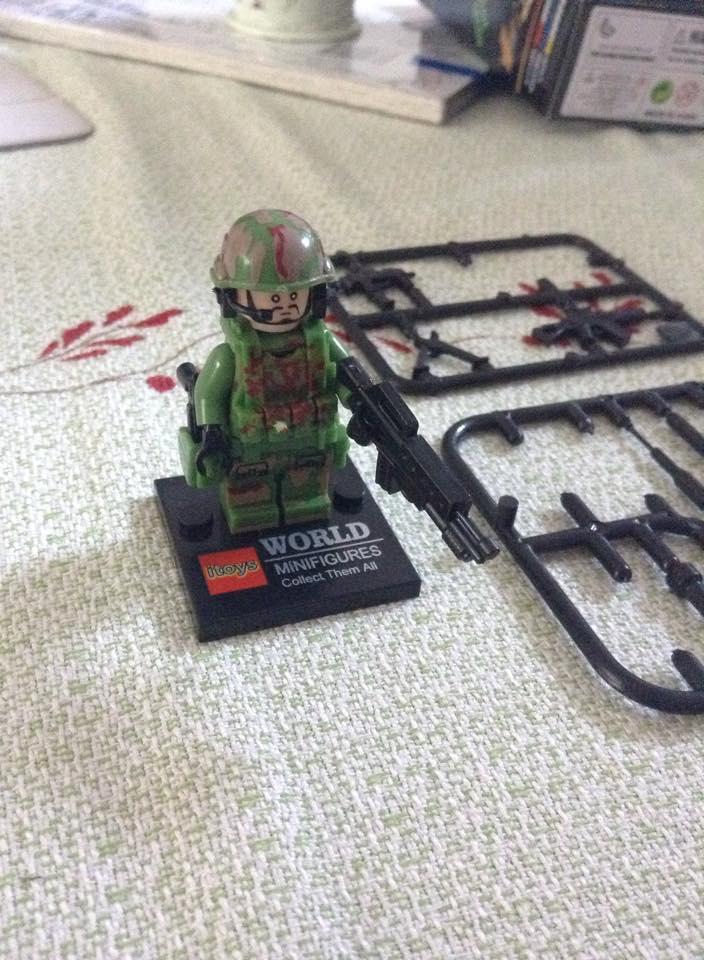 Réalisations en Lego 12077510
