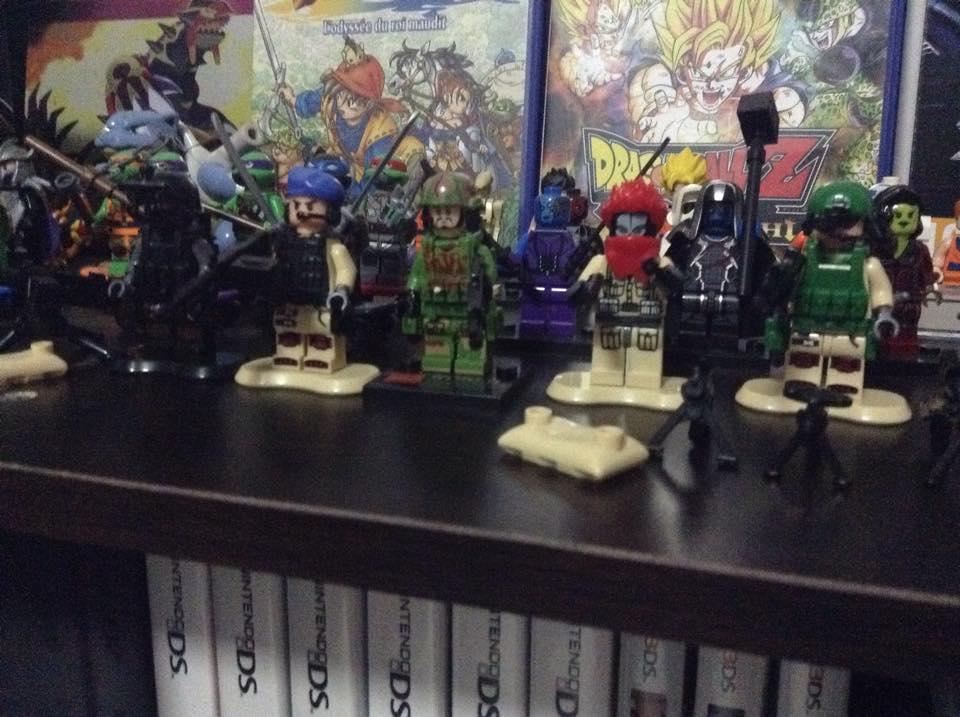 Réalisations en Lego 12080910