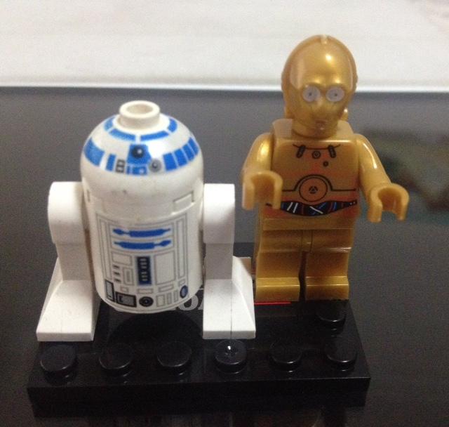 Réalisations en Lego Droide10
