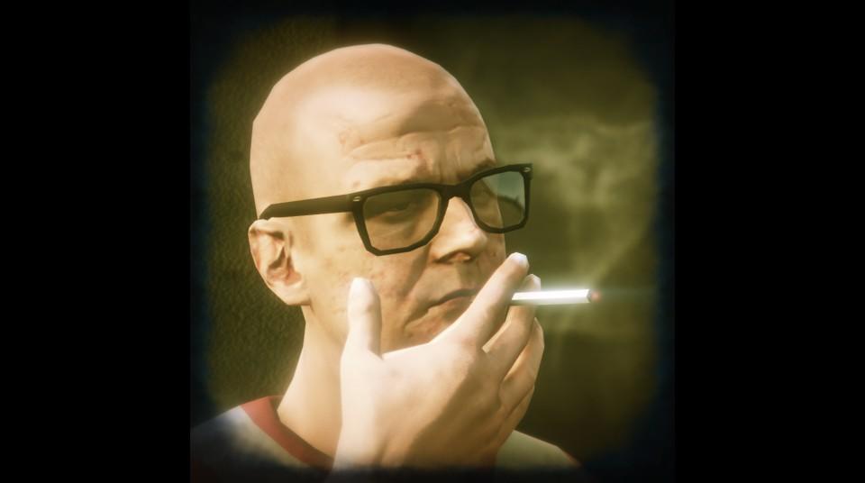 Photos du bel univers de GTA V PS3 / PS4 Fumeur10