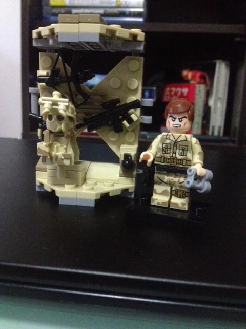 Réalisations en Lego Milita10