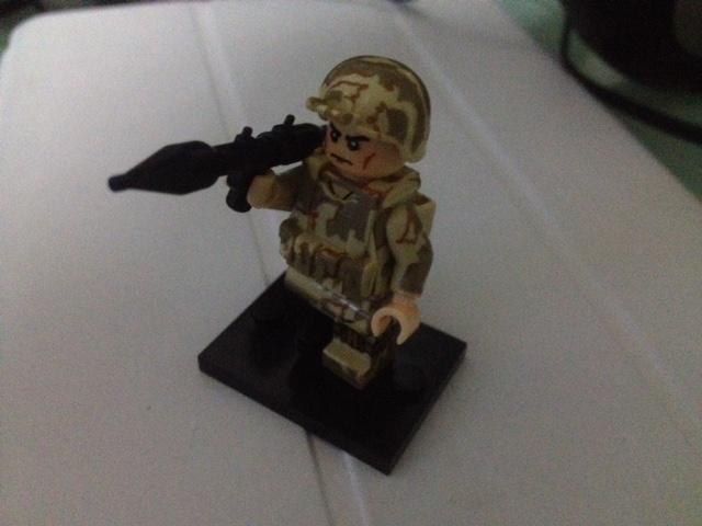 Réalisations en Lego Milita11