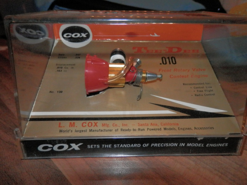 *Cox Engine of The Month* Submit your pictures! -September 2015- P9010011
