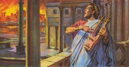 Qui va arrêter Néron? Qui va l'empêcher de mettre le pays en feu? Neron_10