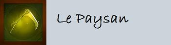 Récapitulatif des métiers de la guilde Paysan12