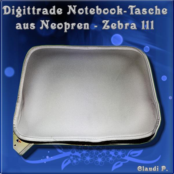 Digittrade Notebook-Tasche aus Neopren LS111-11 Innens12