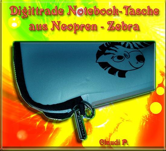 Digittrade Notebook-Tasche aus Neopren LS111-11 Reiyve10