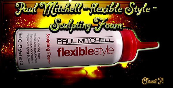 Paul Mitchell Flexible Style Sculpting Foam Vorder11