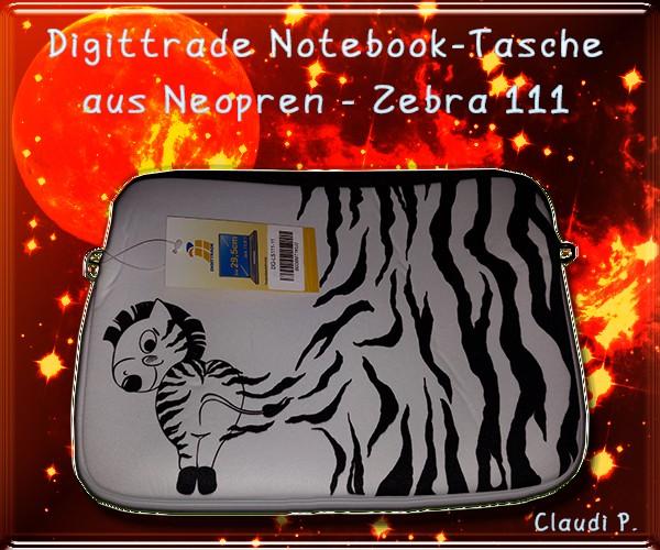 Digittrade Notebook-Tasche aus Neopren LS111-11 Vorder28
